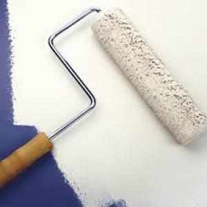 Боядисване с обикновен латекс до 2 цвята в помещение