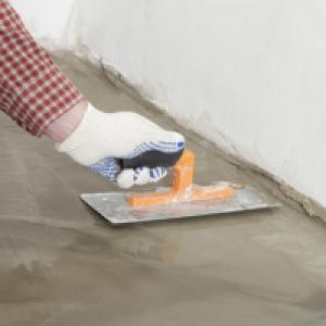 Обръщане на вити стъпала със замазка над 1,10м.